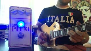 Lovepedal Purple Plexi Review & Demo!