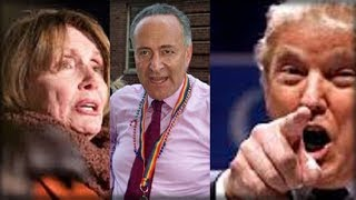 DESTRUCTION: THE DEMOCRATS ARE RUINED AFTER TRUMP AIMS HIS SECRET WEAPON RIGHT AT THEM