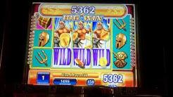 WMS - Neptune's Kingdom II Slot Bonus