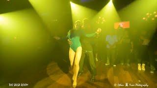 FEROCITY DANCE COMPANY Bachata Dance Performance At THE SALSA ROOM