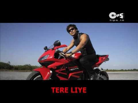 Tere Liye Lyrical video.............(Anjan Khorat)