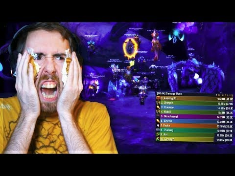 Asmongold Live Stream World of Warcraft Now thumbnail