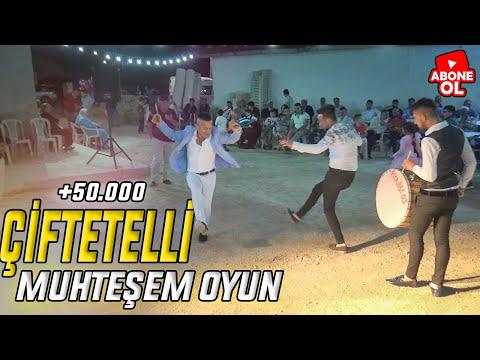 ÇİFTETELLİ MUHTEŞEM OYUN 🎶  (ADF Official Video)