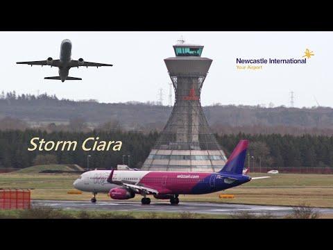 Storm Ciara at