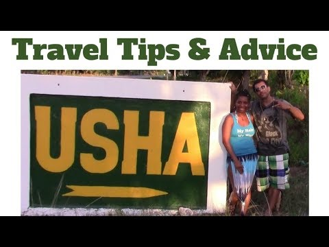 DR. SEBI USHA VILLAGE : TRAVEL TIPS & ADVICE