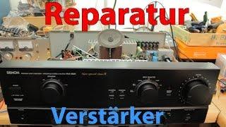 Reparatur: So verstärkt sich Ton wieder