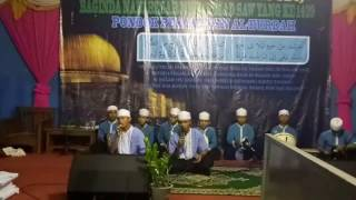 Hadzal Quran Voc Firman Al Faris Pp Al Burdah