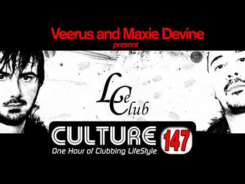 Le Club Culture Radioshow Episode 147 (Veerus and Maxie Devine)