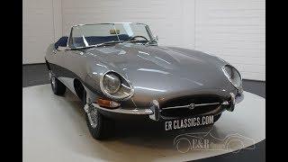 Jaguar E-type S1 Cabriolet 1967 -VIDEO- www.ERclassics.com
