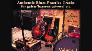 Funky Blues In G Backing Track - Ultimate Blues Jam Tracks For Guitar & Harmonica