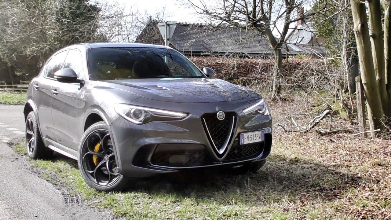 Why Would You Buy The Alfa Romeo Stelvio Quadrifoglio Youtube