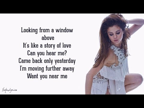 Only You - Selena Gomez (Lyrics) 🎵