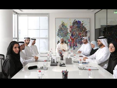 محمد بن راشد يطلق استراتيجية الإمارات للتعاملات الرقمية | اليوم  - نشر قبل 4 ساعة