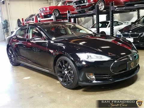 Tesla Model S P For Sale YouTube - 2013 tesla model s for sale