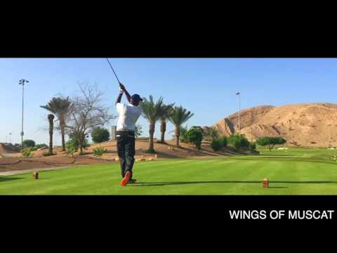 Pdo golf course in OMAN (muscat)
