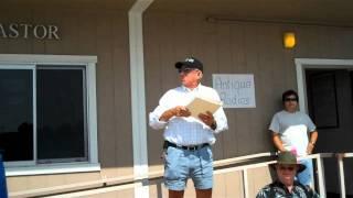 2011 SART Field day briefing BY Gordon WB6NOA