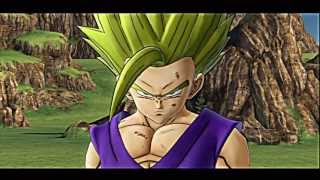 Dragonball Z Ultimate Tenkaichi - Story Mode - Cell Saga