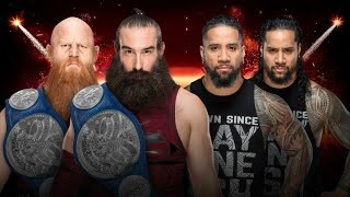 WWE 2K18: Greatest Royal Rumble Simulation - Bludgeon Brothers (c) vs. The Usos