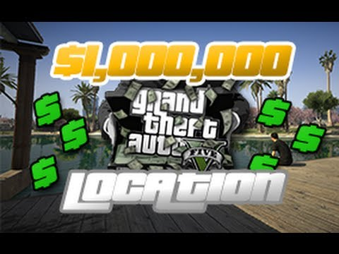 GTA 5 - $1,000,000 Package Location (Exploit) Voice Tutorial