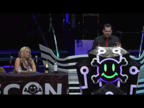 DEF CON 24 Conference   Zack Fasel and Erin Jacobs   I Fight For The Users   Episode I