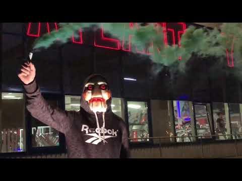 Ужас - Хеллоуин КИЕВ - круто  - жесть