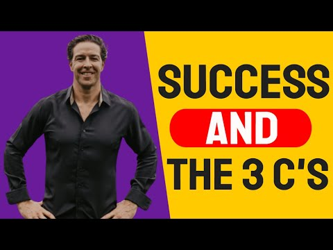 Network Marketing Skills – The 3 C's of SUCCESS in Network Marketing!