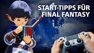 Mit diesen Tipps meisterst du Final Fantasy XIV!