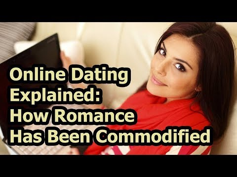 rise of online dating