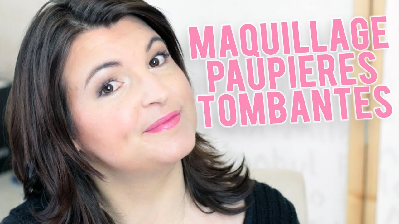 tuto maquillage pour paupi res tombantes feat naked basics urban decay youtube. Black Bedroom Furniture Sets. Home Design Ideas