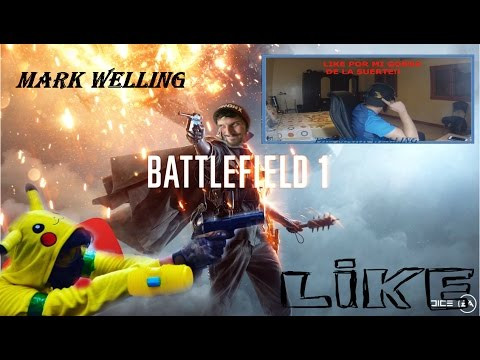 Por Dios que le pasa al Battlefield 1! BY MARK WELLING