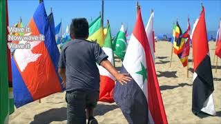Afrojack - Wave Your Flag feat. Luis Fonsi (Lyrics)