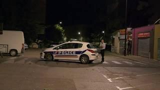 Avignon: vermummte schießen vor einer ...