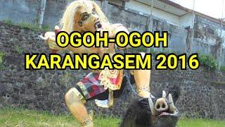 OGOH-OGOH KARANGASEM 2016