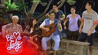 "Be My Lady: Crisostomo family sings ""Dahil Mahal Kita"""