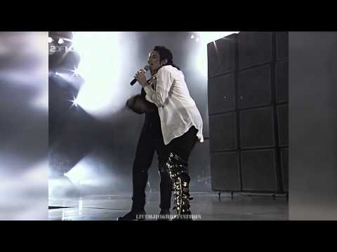 Michael Jackson  Black or White   Munich 1997 HD
