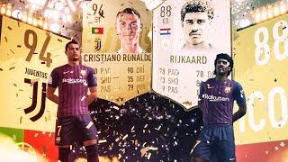 HO TROVATO CRISTIANO RONALDO SU FIFA 19