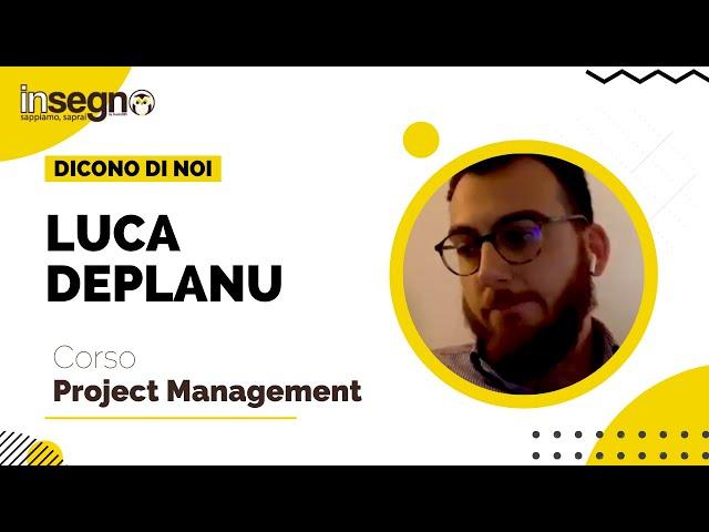 Luca Deplanu - Corso Project Management