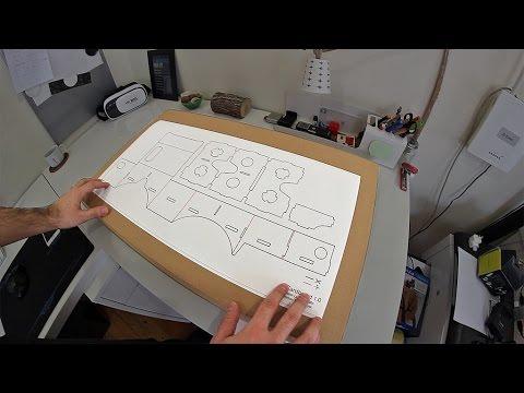 Kartondan Sanal Gerçeklik Gözlüğü Yaptım | DIY Google Cardboard