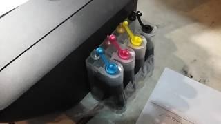 Canon E414 Принтер не друкує або друкує з смугами Самостійне обслуговування та ремонт