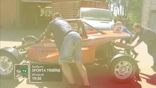 "Raidījums ""Sporta tribīne"", 9. jūnijā plkst. 19:30"