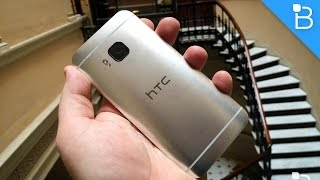 HTC One M9 Hands-On!