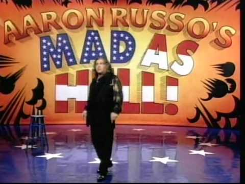 Aaron Russo's Mad As Hell 1 of 2