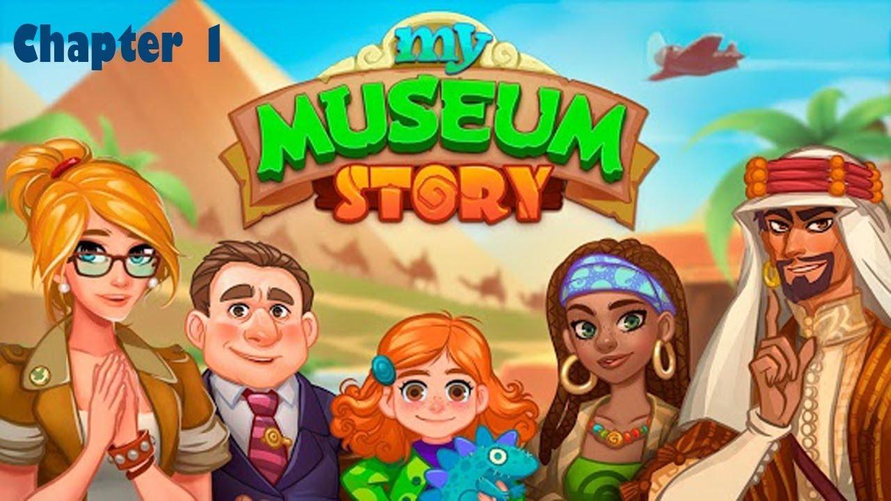 Resultado de imagem para My Museum Story: Mystery Match