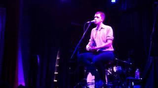 Kieran Ryan (Kid Sam) live at The Toff In Town 13 October 2011