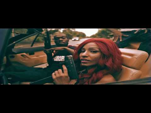 Zoe Kidd + Uptown J Slim (ft.Moody M)Danger(OFFICIAL VIDEO(guest appearance by $ Redhead Barbie $)