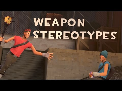 TF2: Weapon Stereotypes! Episode 2: The Scout