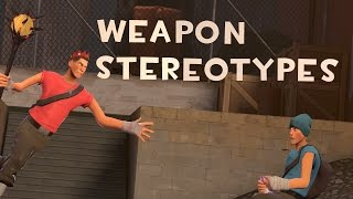 [TF2] Weapon Stereotypes! Episode 2: The Scout