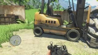 Far Cry 3  -- 1440p performance - MAX settings -- GTX 1060