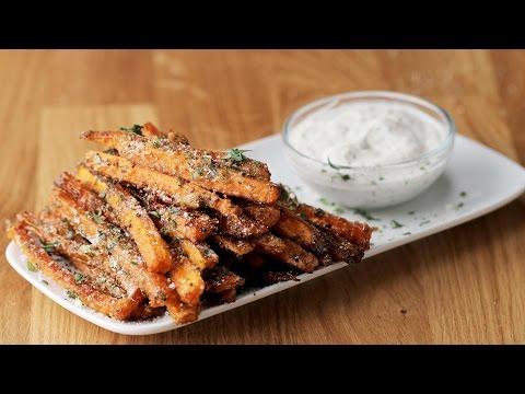 Download Youtube: Garlic Parmesan Carrot Fries