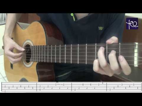 Akustik Gitar - Fingerstyle (Let It Go - Indina Menzel OST Frozen Part 1)